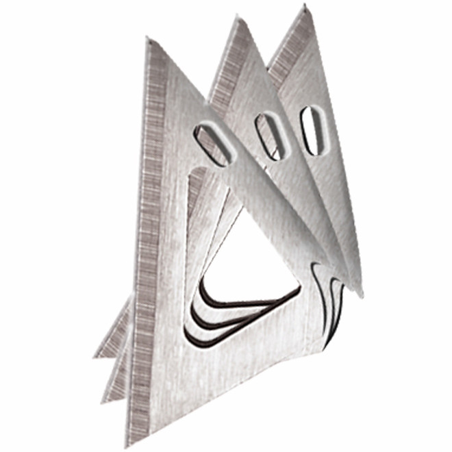 Muzzy Replacement Blades Trocar HB and HBX 3 Pack