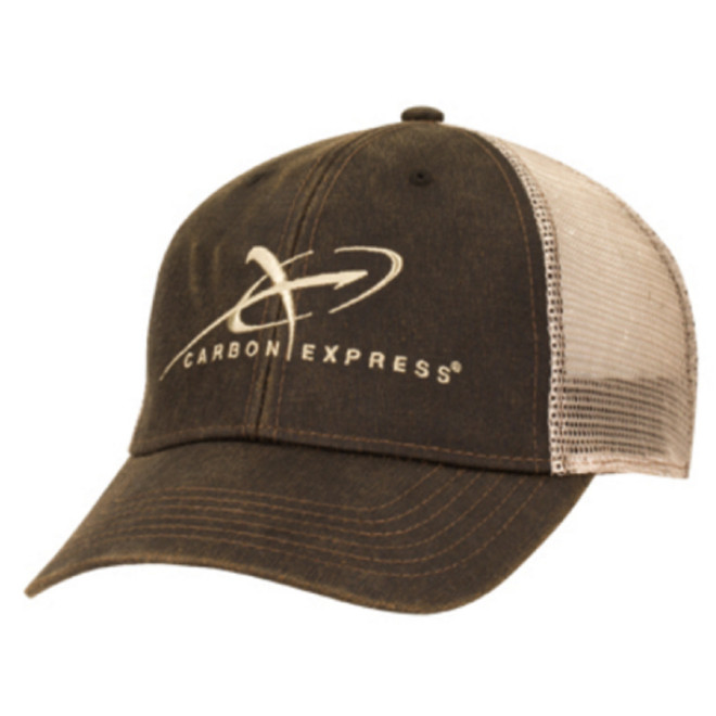Moonshiner Oil Can Mesh Cap Waxed Canvas