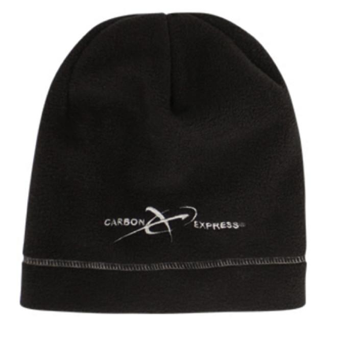 Polar Express Fleece Cap Black
