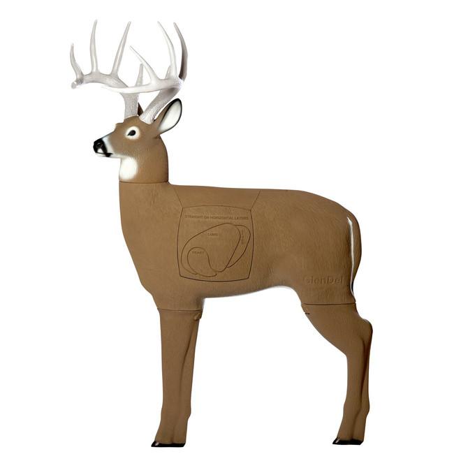 GlenDel Crossbow Buck 3D Archery Target