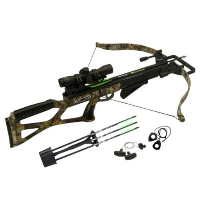 Carbon Express Blade X-Force Blade Crossbow Ready-to-Hunt Kit