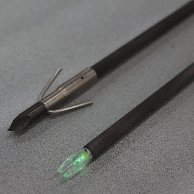 Lighted Carbon Composite Fish Arrow