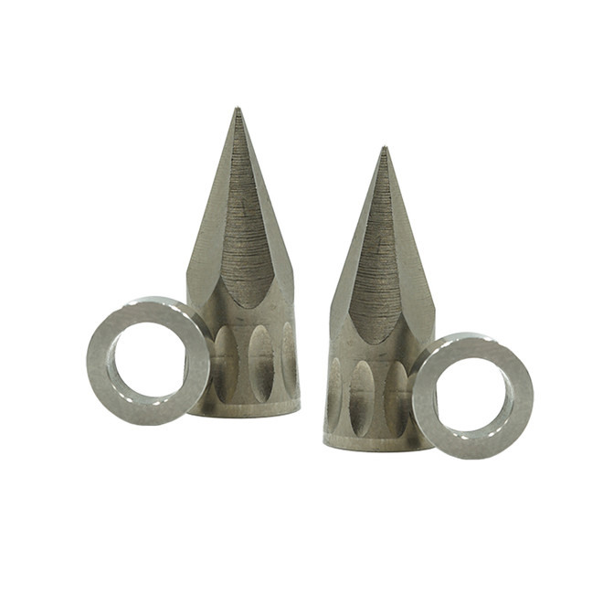 Iron Barb Replacement Tips with Orings