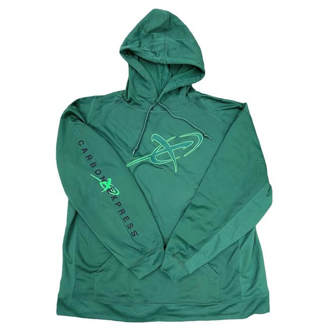 CX Piledriver Green Hoodie
