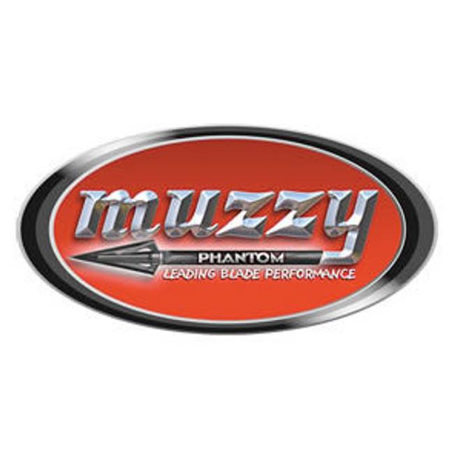 Muzzy Phantom Oval Hitch Cover