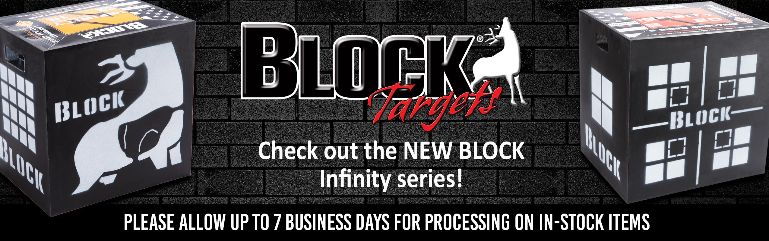 BLOCK Targets Banner