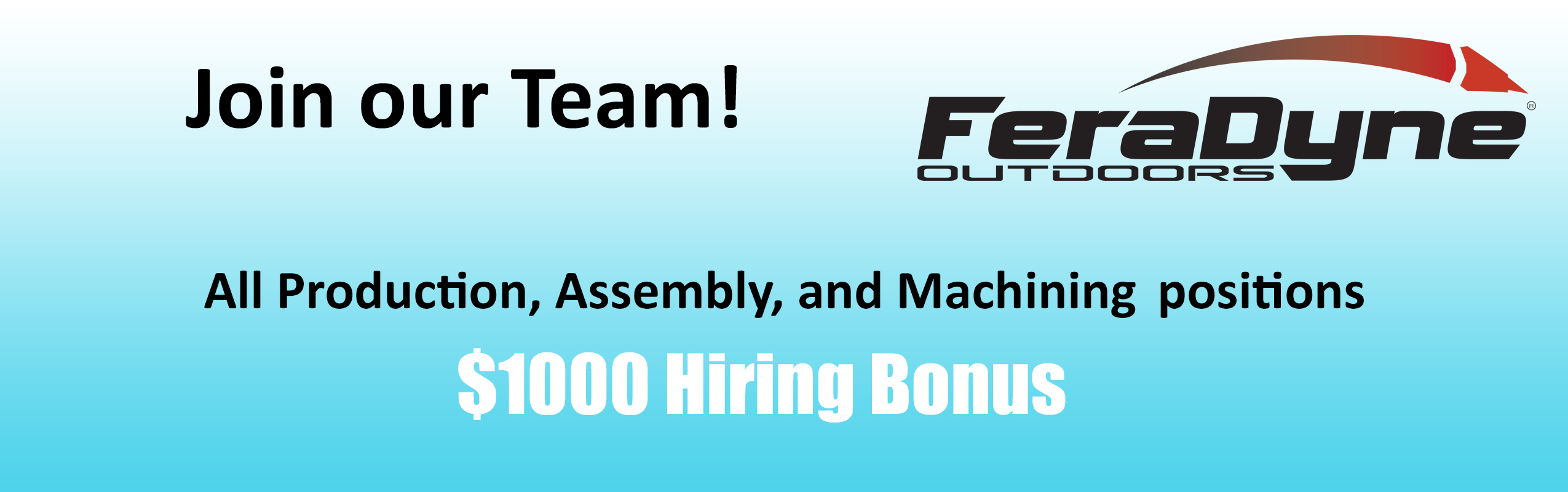new hire banner