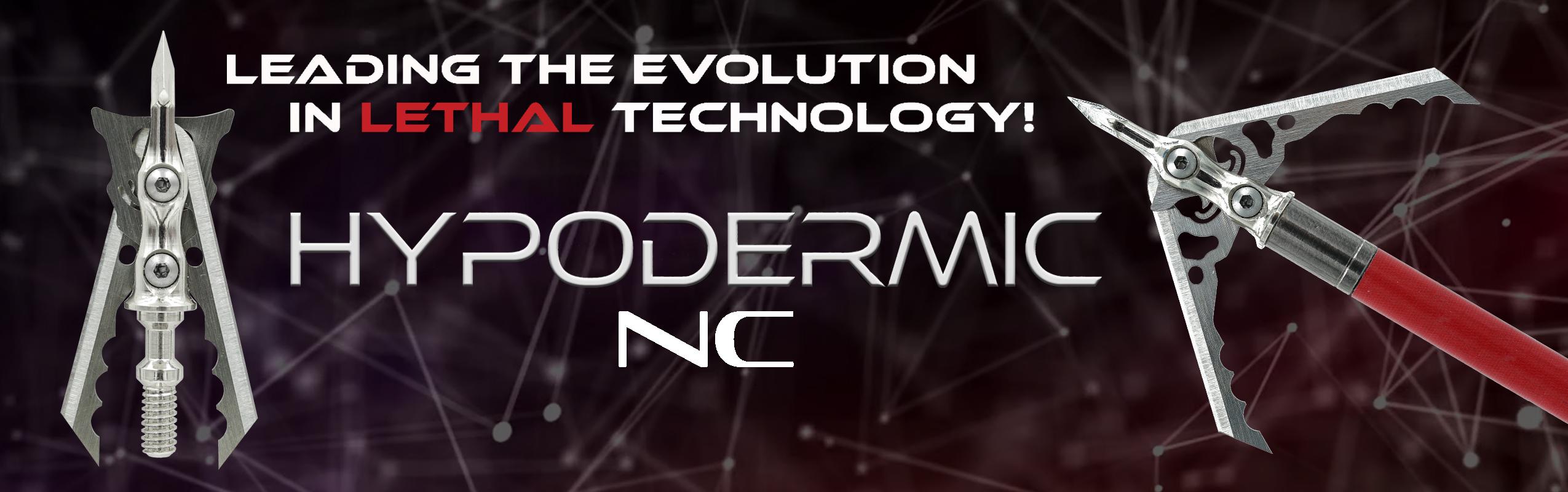 Hypodermic NC