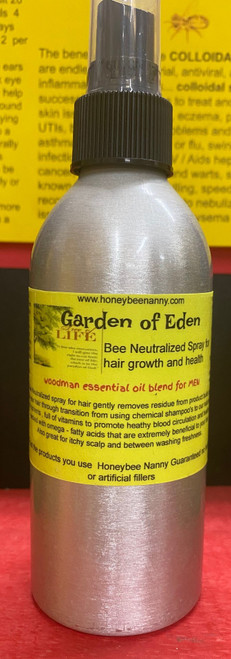 Garden Of Eden Hair Growth