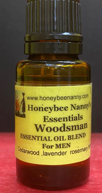 Woodsman ESSENTIAL OIL BLEND For MEN