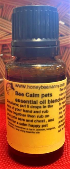 Bee Calm Pets Essential Oil Blend