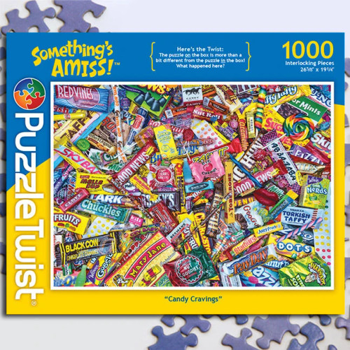 Candy Cravings 1000pc–PuzzleTwist