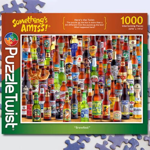 Brewfest 1000pc–PuzzleTwist