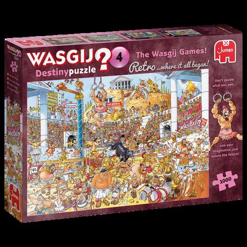 Wasgij Games 1000pc–WASGIJ Destiny Puzzle