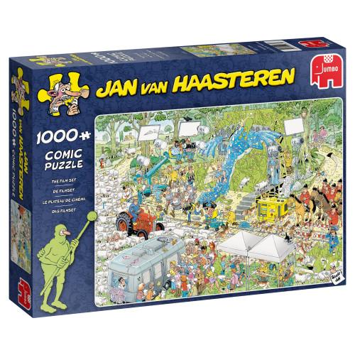 The Film Set 1000pc–Comic Puzzle