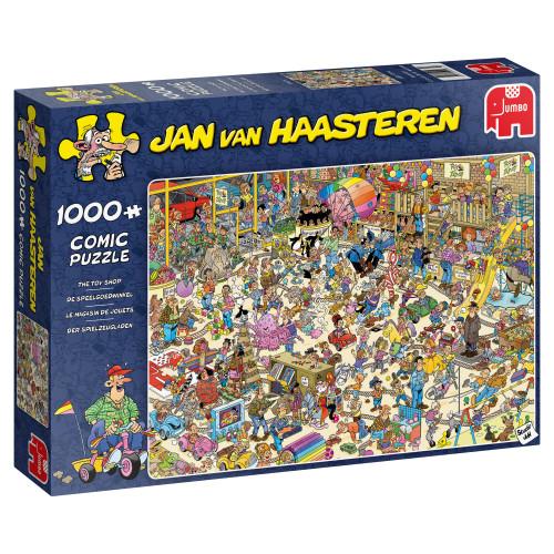 Toy Shop 1000pc–Comic Puzzle