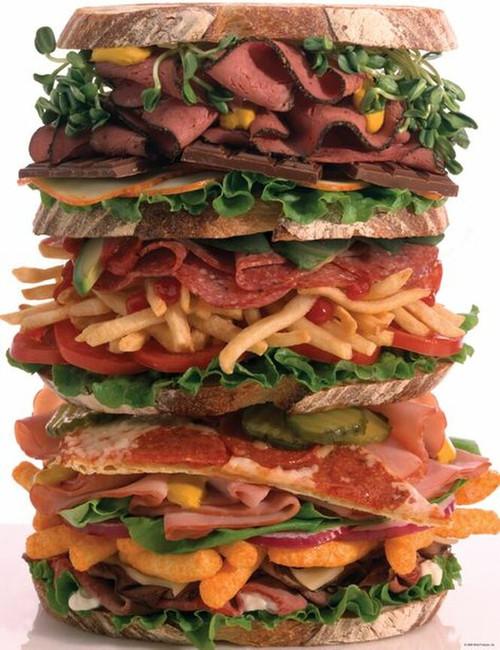 Snack Stack 500pc