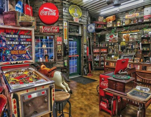 Good Nabor Stores 500pc Coca-Cola