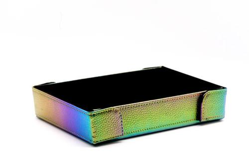 Rainbow Folding Dice Tray