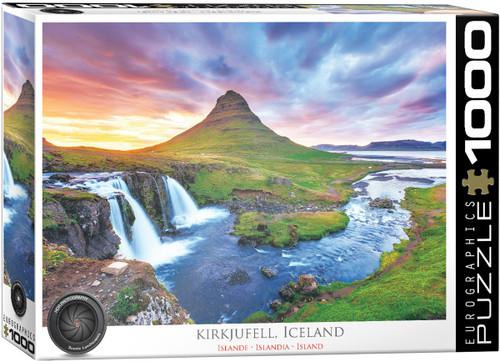 Kirkjufell Mountain - Iceland 1000pc