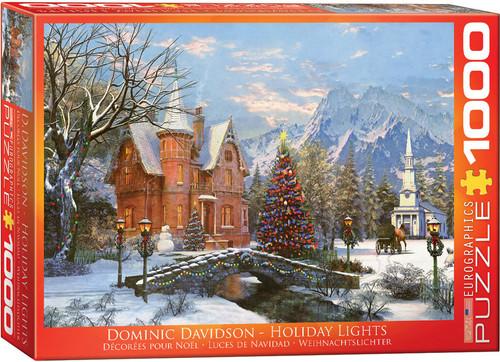 Holiday Lights, Davison 1000pc