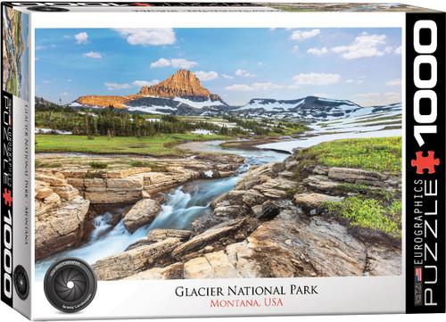 Glacier National Park 1000pc