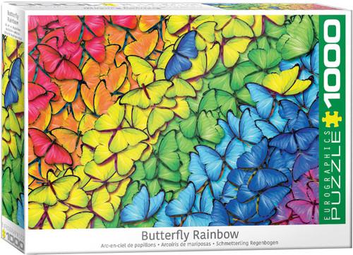 Butterfly Rainbow 1000pc