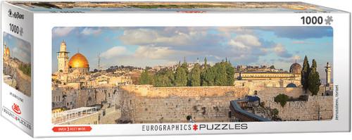 Jerusalem Panoramic 1000pc