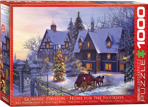 Home for the Holidays 1000pc