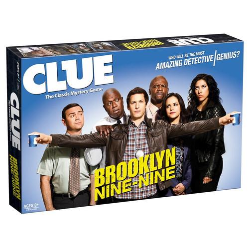 Clue Brooklyn 99