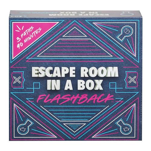 Flashback Escape Room In a Box
