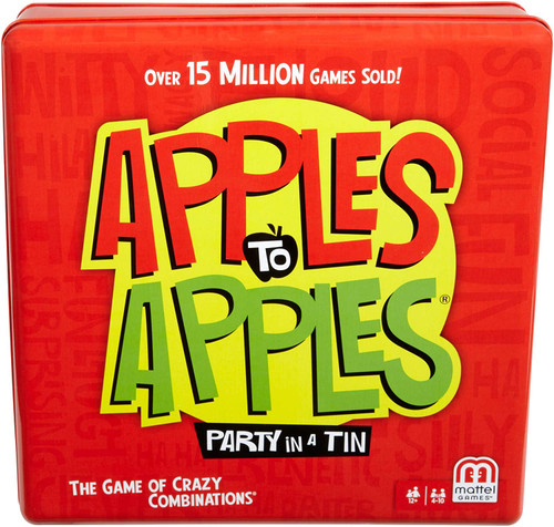 Apples to Apples Party Tin 1000+ cards