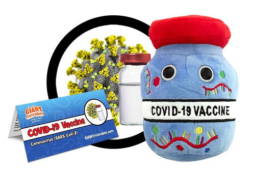 COVID-19 Vaccine–Giant Microbes