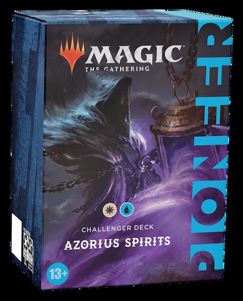 Azorius Spirits, Pioneer Challenger Deck 2021–Magic: the Gathering