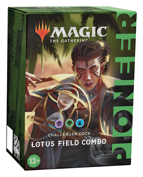 Lotus Field Combo, Pioneer Challenger Deck 2021–Magic: the Gathering