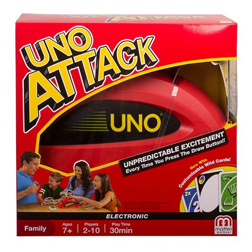 Uno Attack box