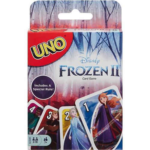 Uno Frozen II box