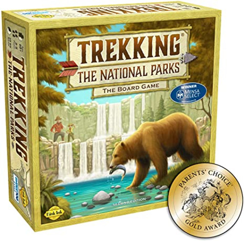 Trekking the National Parks 2nd Edition