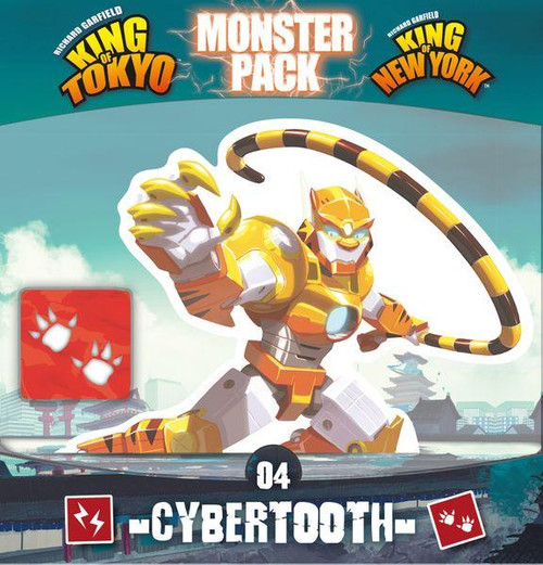 King of Tokyo 2nd Edition: Cybertooth