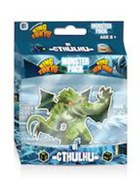 King of Tokyo 2nd Edition: Cthulhu Monster Pack