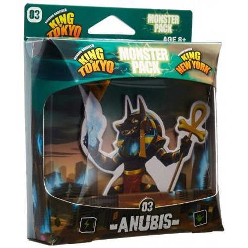 King of Tokyo 2nd Edition: Anubis Monster Pack