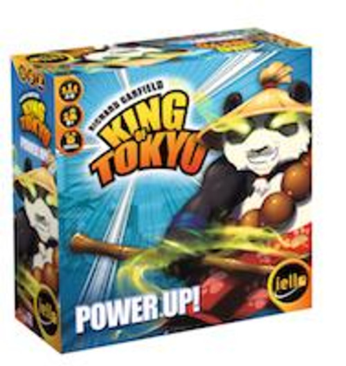 King of Tokyo 2nd Edition: Power Up!