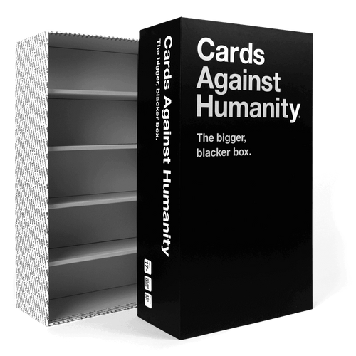 Bigger, Blacker Box 2 Cards Against Humanity