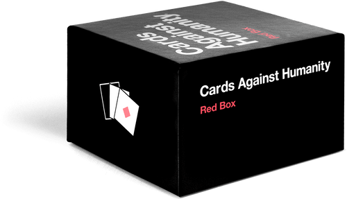 Red Box (exp 1-3) Cards Against Humanity
