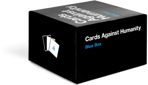 Blue Box (exp 4-6) Cards Against Humanity