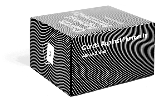 Absurd Box Cards Against Humanity  (new cards) (In-Store Pickup Only)