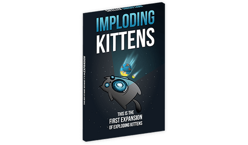 Imploding Kittens (In-Store Pickup Only) (Sold Out)