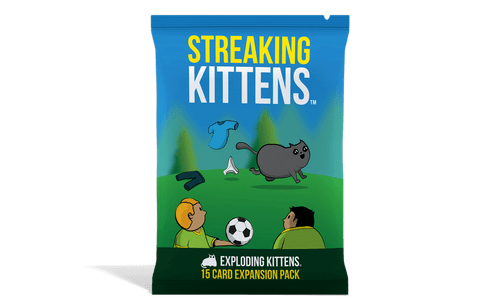 Streaking Kittens (Expansion)(In-Store Pickup Only) (In-Store Pickup Only)