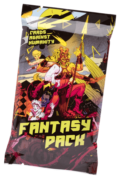 Fantasy Expansion Cards Against Humanity  (In-Store Pickup Only)