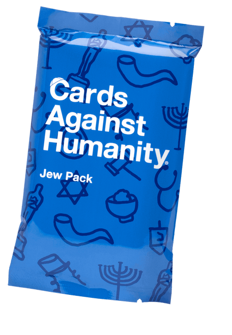 Jew Expansion Cards Against Humanity  (In-Store Pickup Only)